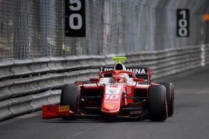 Шон Гелаэль, Prema Racing (поврежденное переднее антикрыло)