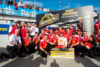 Polesitter Scott McLaughlin, DJR Team Penske Ford