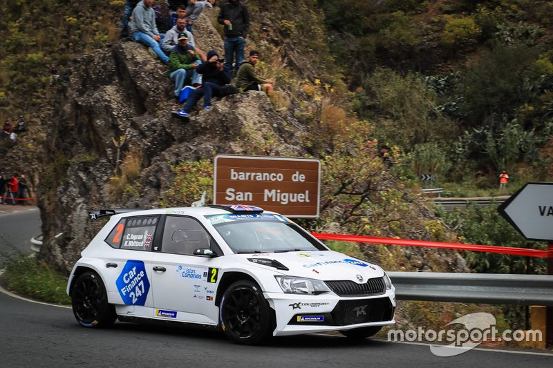 Chris Ingram, Ross Whittock, Toksport WRT, SKODA Fabia R5