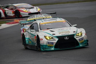 #60 K-Tunes Racing LM Corsa Lexus RC F GT3: Hiroki Yoshimoto, Ritomo Miyata