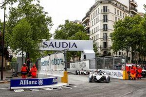 Felipe Massa, Venturi Formula E, Venturi VFE05, Daniel Abt, Audi Sport ABT Schaeffler, Audi e-tron FE05