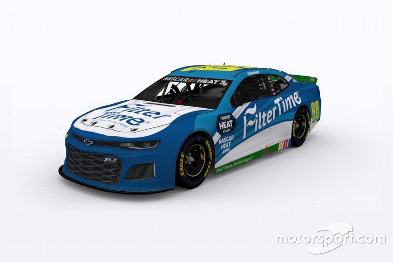 Tyler Dohar - JR Motorsports (Xbox One)