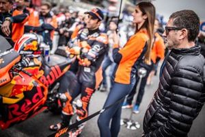 Johann Zarco, Jean-Michel Bayle, Red Bull KTM Factory Racing