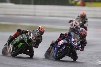 Jonathan Rea, Kawasaki Racing Team, Alex Lowes, Pata Yamaha