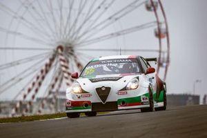 Ма Циньхуа, Team Mulsanne, Alfa Romeo Giulietta Veloce TCR