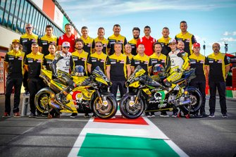 Pramac Racing Lamborghini livery unveil