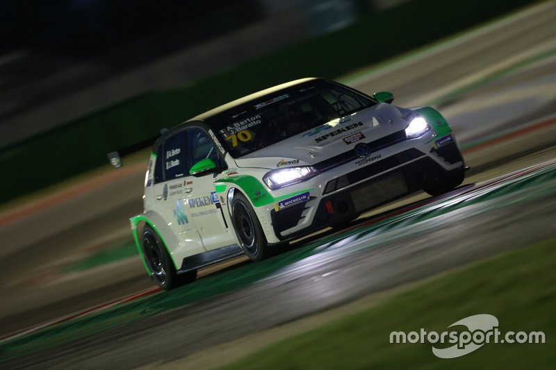 Berton-Baratto, Elite Motorsport, Volkswagen Golf GTI TCR DSG