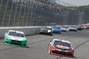 Christopher Bell, Joe Gibbs Racing, Toyota Supra Rheem, Austin Cindric, Team Penske, Ford Mustang MoneyLion