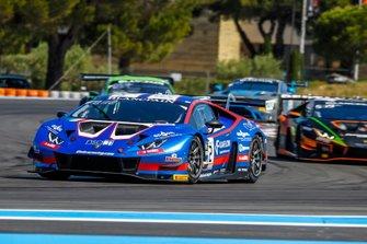 #12 Ombra Racing Lamborghini Huracan GT3: Dean Stoneman, Denis Dupont, Stefano Gattuso