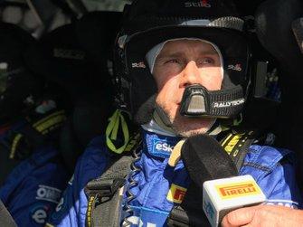 Łukasz Habaj, Rally Liepaja, FIA ERC