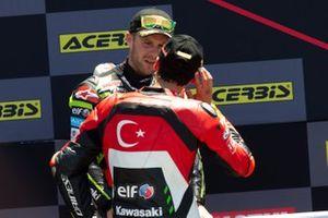 Jonathan Rea, Kawasaki Racing, Toprak Razgatlioglu, Turkish Puccetti Racing