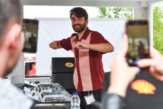 Shell House activities at the F1 Grand Prix of Canada