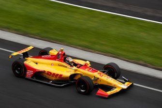 Ryan Hunter-Reay, Andretti Autosport Honda Phillip Abbott