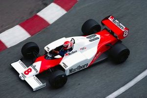 Niki Lauda, McLaren MP4/1E