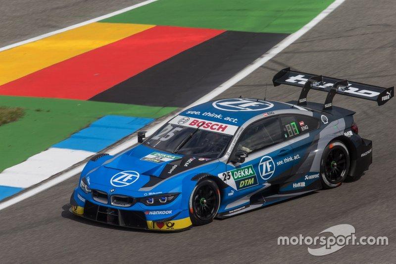 № 25 – Филипп Энг, BMW M4 , команда – BMW Team RBM