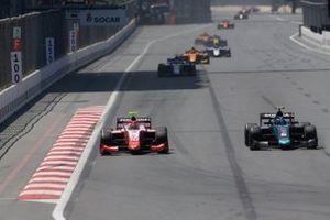Шон Гелаэль, Prema Racing, и Николя Латифи, DAMS