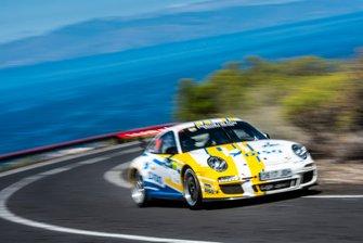 Enrique Cruz, Yeray Mújica, Porsche