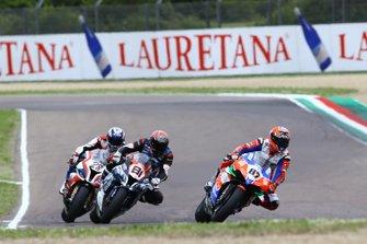 Lorenzo Zanetti, Ducati, Jordi Torres, Team Pedercini, Markus Reiterberger, BMW Motorrad WorldSBK Team