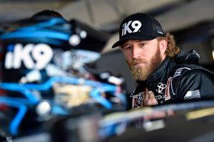 Jeffrey Earnhardt, Joe Gibbs Racing, Toyota Supra iK9