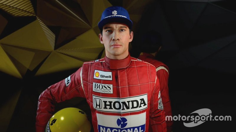 Avatar de Ayrton Senna