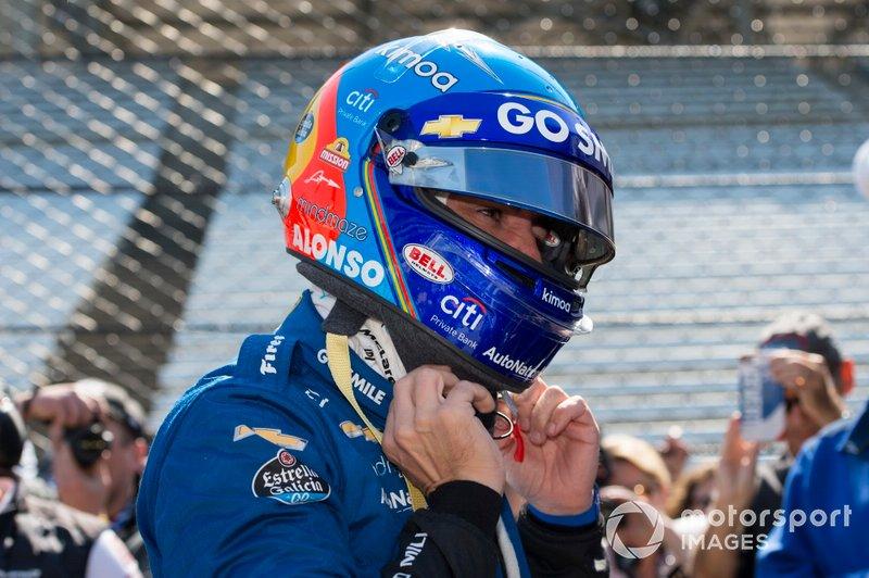 Indy500 - Segunda tentativa frustrada