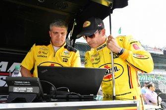 Элио Кастроневес, Team Penske Chevrolet