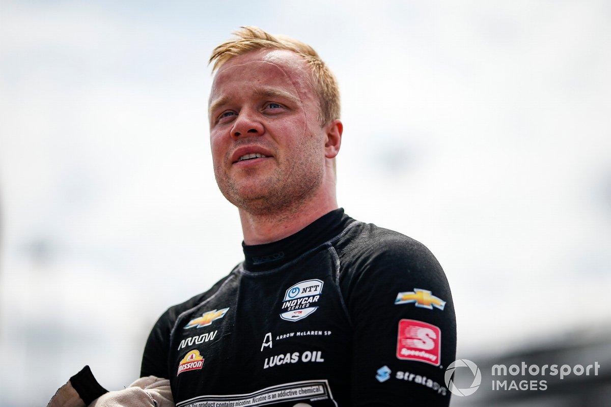 Bestätigt für 2022: Felix Rosenqvist (Schweden)
