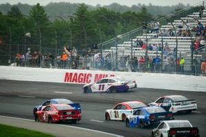 Dreher: Denny Hamlin, Joe Gibbs Racing, Toyota Camry FedEx Office