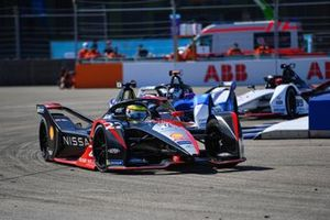 Oliver Rowland, Nissan e.Dams, Nissan IMO3, Jake Dennis, BMW i Andretti Motorsport, BMW iFE.21