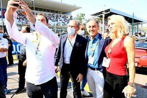 ستيفانو دومينيكالي، الرئيس التنفيذي للفورمولا واحد