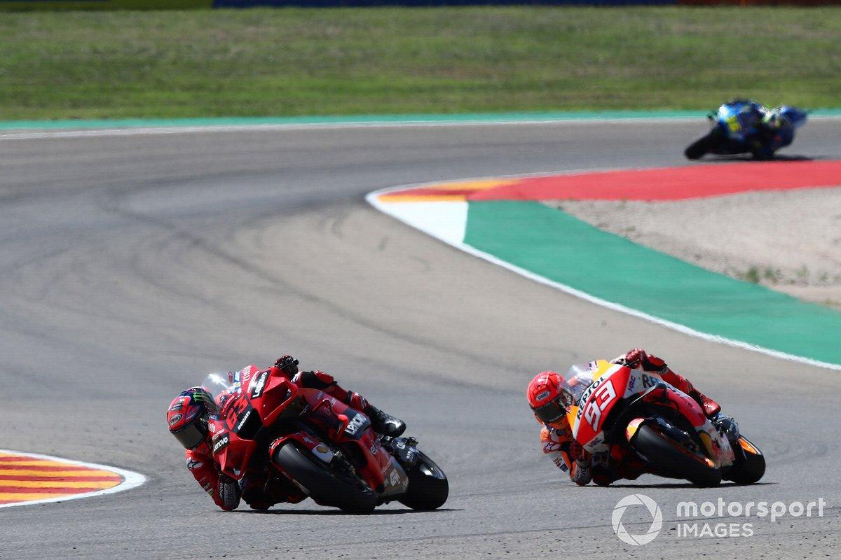 Francesco Bagnaia, Ducati Team MotoGP