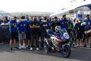 Dean Berta Vinales, Isaac Vinales, Orelac Racing Verdnatura, Maverick Vinales