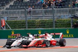 Dennis Hauger, Prema Racing Juan Manuel Correa, ART Grand Prix
