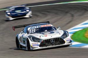 Marvin Dienst, Mücke Motorsport Mercedes AMG GT3