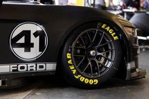 Cole Custer, Stewart-Haas Racing, Ford Mustang Gen7