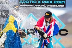 Catie Munnings, Timmy Hansen, Andretti United Extreme E