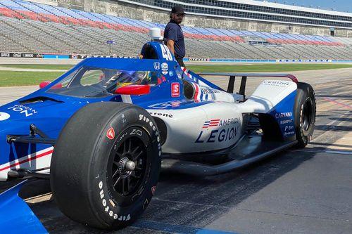 Indy - Testy sierpniowe