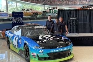 Rajah Caruth, Tommy Joe Martins and Caesar Bacarella, Alpha Prime Racing