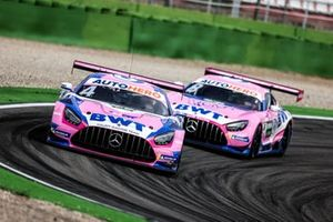 Maximilian Götz, Haupt Racing Team Mercedes AMG GT3, Daniel Juncadella, Mercedes-AMG Team GruppeM Racing Mercedes AMG GT3