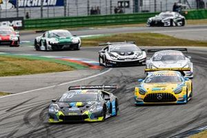 Esteban Muth, T3-Motorsport Lamborghini Huracan Evo GT3, Vincent Abril, Haupt Racing Team Mercedes AMG GT3