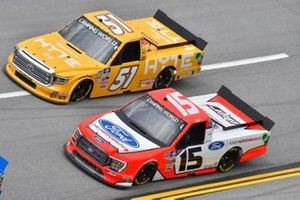 Tanner Gray, Team DGR, Ford F-150 Ford Performance, Drew Dollar, Kyle Busch Motorsports, Toyota Tundra HYTE