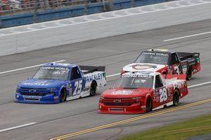 Willie Allen, Rackley W.A.R., Chevrolet Silverado Rackley Roofing, Bryan Dauzat, FDNY Racing, Chevrolet Silverado FDNY - BRENT COLE