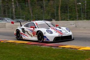 #79 WeatherTech Racing Porsche 911 RSR - 19, GTLM: Cooper MacNeil, Matt Campbell