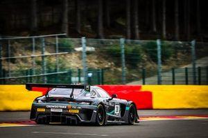 #20 SPS automotive performance Mercedes-AMG GT3: Colin Braun, Dominik Baumann, George Kurtz, Valentin Pierburg