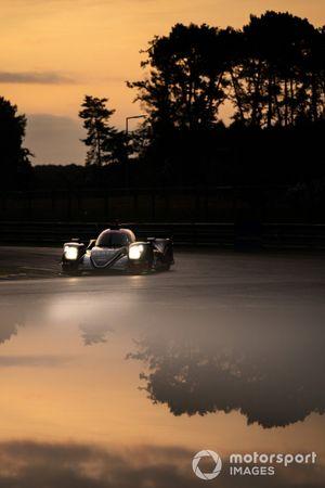 #22 United Autosports USA Oreca 07 - Gibson LMP2, Philip Hanson, Fabio Scherer, Filipe Albuquerque