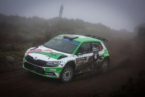 Андреас Миккельсен, Эллиотт Эдмондсон, Skoda Fabia Rally2 evo