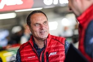 Hans-Jürgen Abt, Team principal Abt Sportsline
