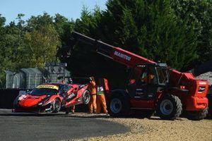 #71 Inception Racing Ferrari 488 GTE EVO LMGTE Am van Brendan Iribe, Ollie Millroy, Ben Barnicoat