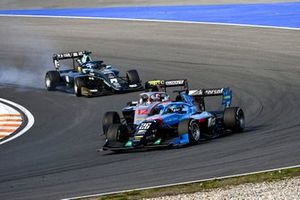 Calan Williams, Jenzer Motorsport, Roman Stanek, Hitech Grand Prix and Matteo Nannini, HWA Racelab
