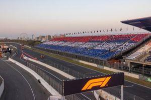 Grandstands, Dutch GP